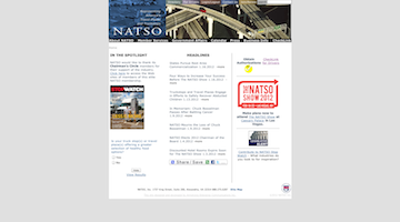 National Association Of Truck Stop Owners (NATSO)