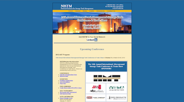 National Institute For Storage Tank Management
